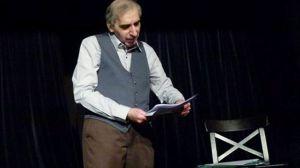 Didier Celiset  Un comédien seul en scène